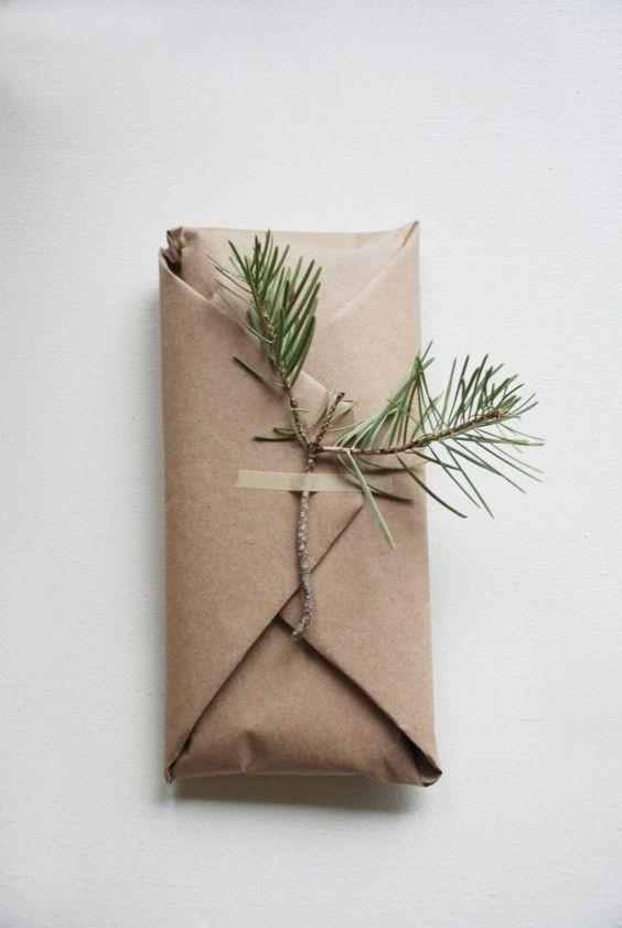 idée emballage cadeaux original
