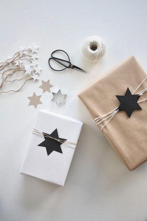 idées originales emballage cadeaux noel