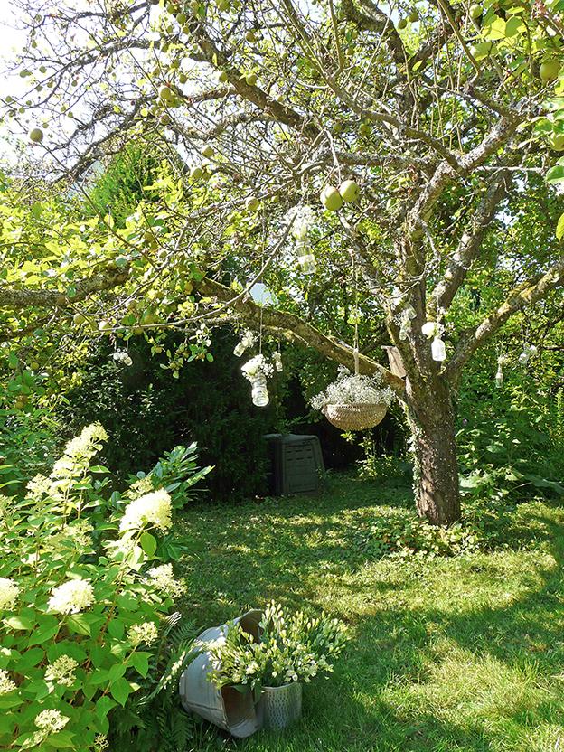Une décoration pour un mariage champêtre proche de Sélestat, par Fanny Michel, décoratrice UFDI à Strasbourg 67