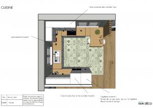 decoratrice intérieur strasbourg studio fan deco fanny michel plan 3d