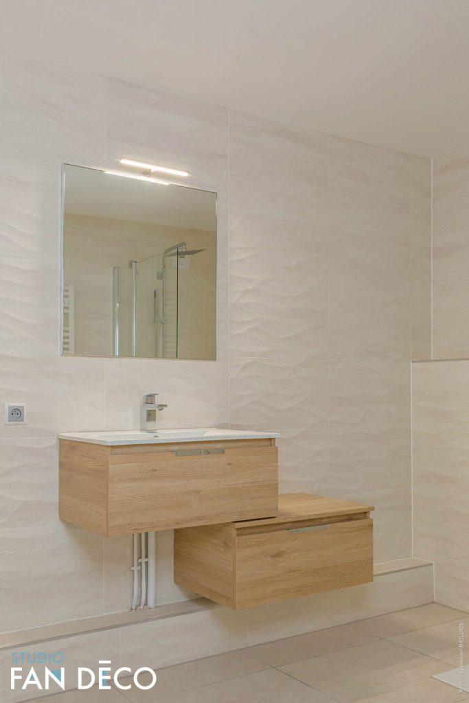 salle de bain pour appartement en location eco responsable